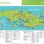 St. Thomas Island Road Map   Virgin Islands This Week   Printable Map Of St John Usvi