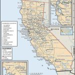 State And County Maps Of California   Interactive Map Of California