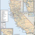 State And County Maps Of California   San Bernardino California Map