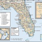 State And County Maps Of Florida   Old Florida Road Maps