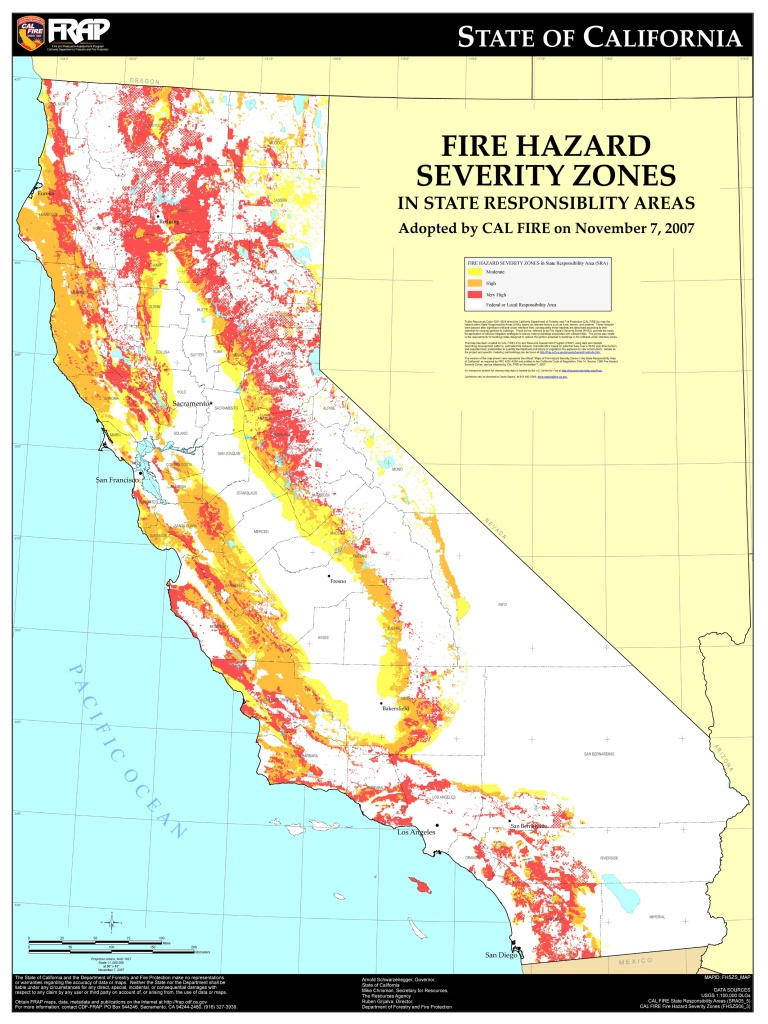 State Fire Map | Danielrossi - San Diego California Fire Map