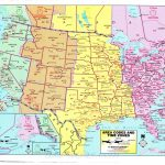 State Time Zone Map Us With Zones Images Ustimezones Fresh Printable   Printable Us Time Zone Map With State Names