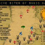 Subic Bay Dive Sites | Map And Descriptions | Wreck Diving   Florida Wreck Diving Map