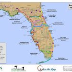 Sun Trail Legislation Looks To Connect Florida's Trails   Florida Bicycle Trails Map