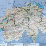 Switzerland Maps | Printable Maps Of Switzerland For Download   Printable Map Of Switzerland
