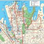 Sydney City Map   Map Of Sydney City (Australia)   Sydney City Map Printable