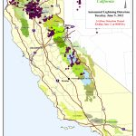 Tahoe National Forest – Maps & Publications Regarding Map Of   California Forests Map