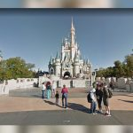 Take A Virtual Walk Through Disney Parks With New 360 Degree   Google Maps Orlando Florida Street View