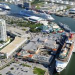 Tampa (Florida) Cruise Port Schedule | Cruisemapper   Cruise Terminal Tampa Florida Map