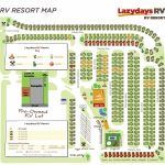 Tampa Rv Resort Map | Lazydays Rv In Tampa, Florida   Florida Rv Campgrounds Map