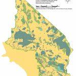 Technology & Environment   Ecology Of The Ca Desert   Rare And   California Desert Map