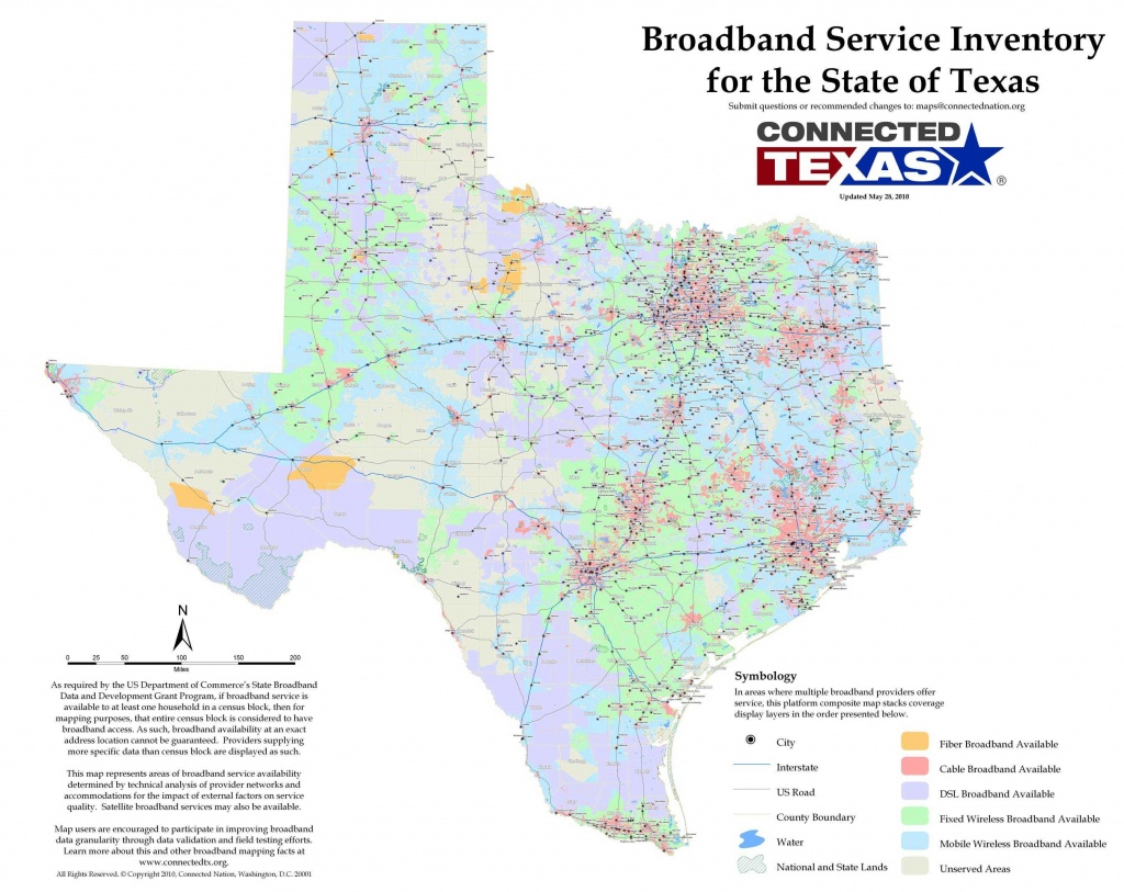 "Texas Broadband Map: ""stupid, Look-At-Me Political Tricks,"" Says - Texas Broadband Map"