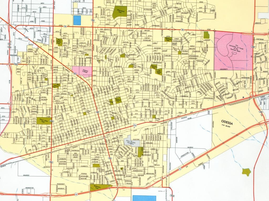 Texas City Maps - Perry-Castañeda Map Collection - Ut Library Online - College Station Texas Map