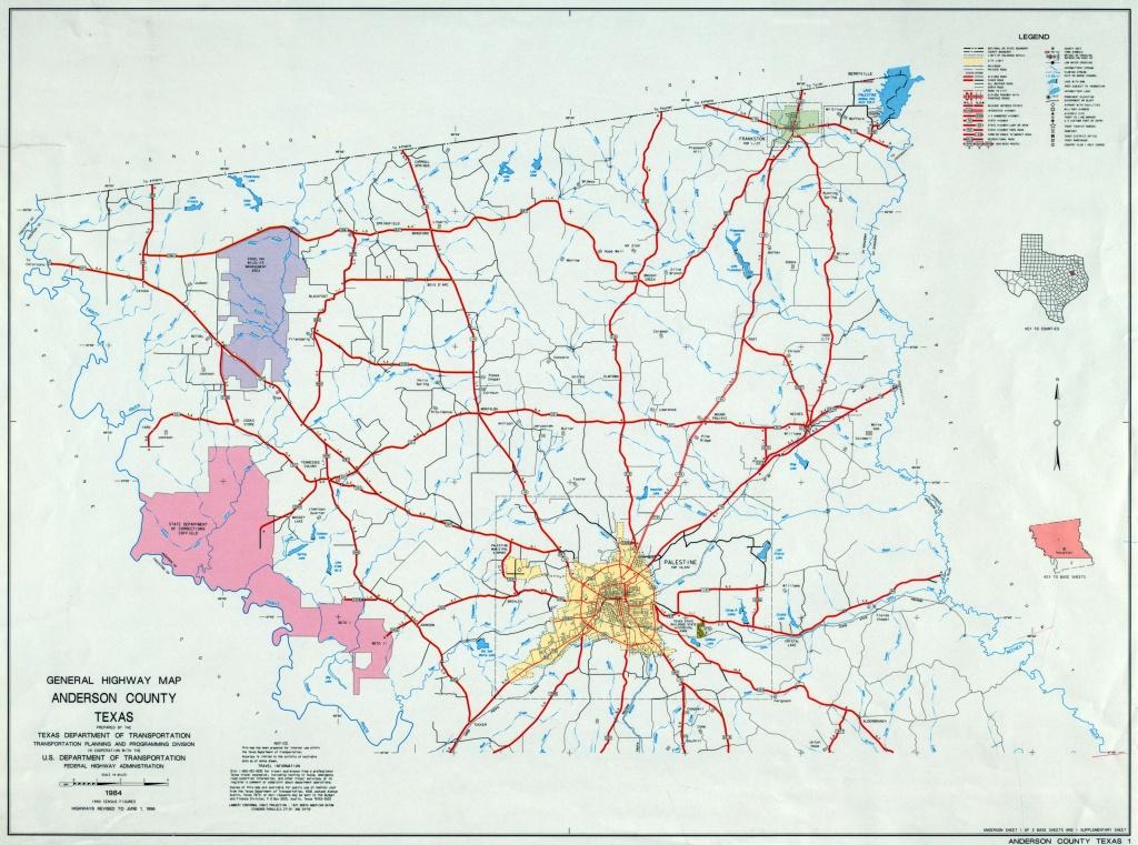 Texas County Highway Maps Browse - Perry-Castañeda Map Collection - Comanche County Texas Map