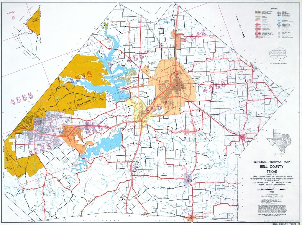 Texas County Highway Maps Browse - Perry-Castañeda Map Collection - Erath County Texas Map