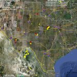 Texas Fire Map | Fysiotherapieamstelstreek   Current Texas Wildfires Map