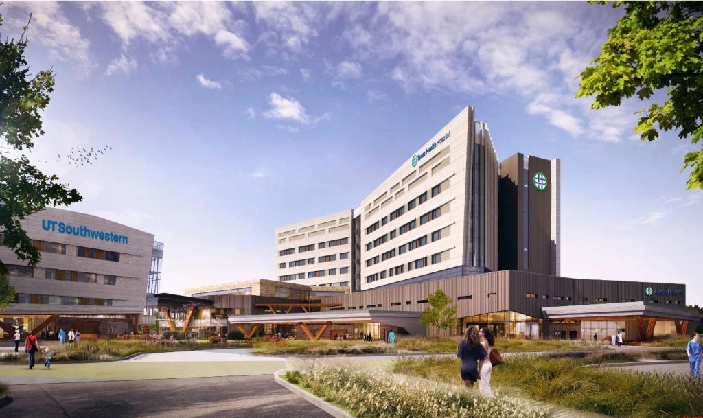 Texas Health Frisco | Hospital In Frisco, Tx - Texas Health Resources - Texas Health Dallas Map
