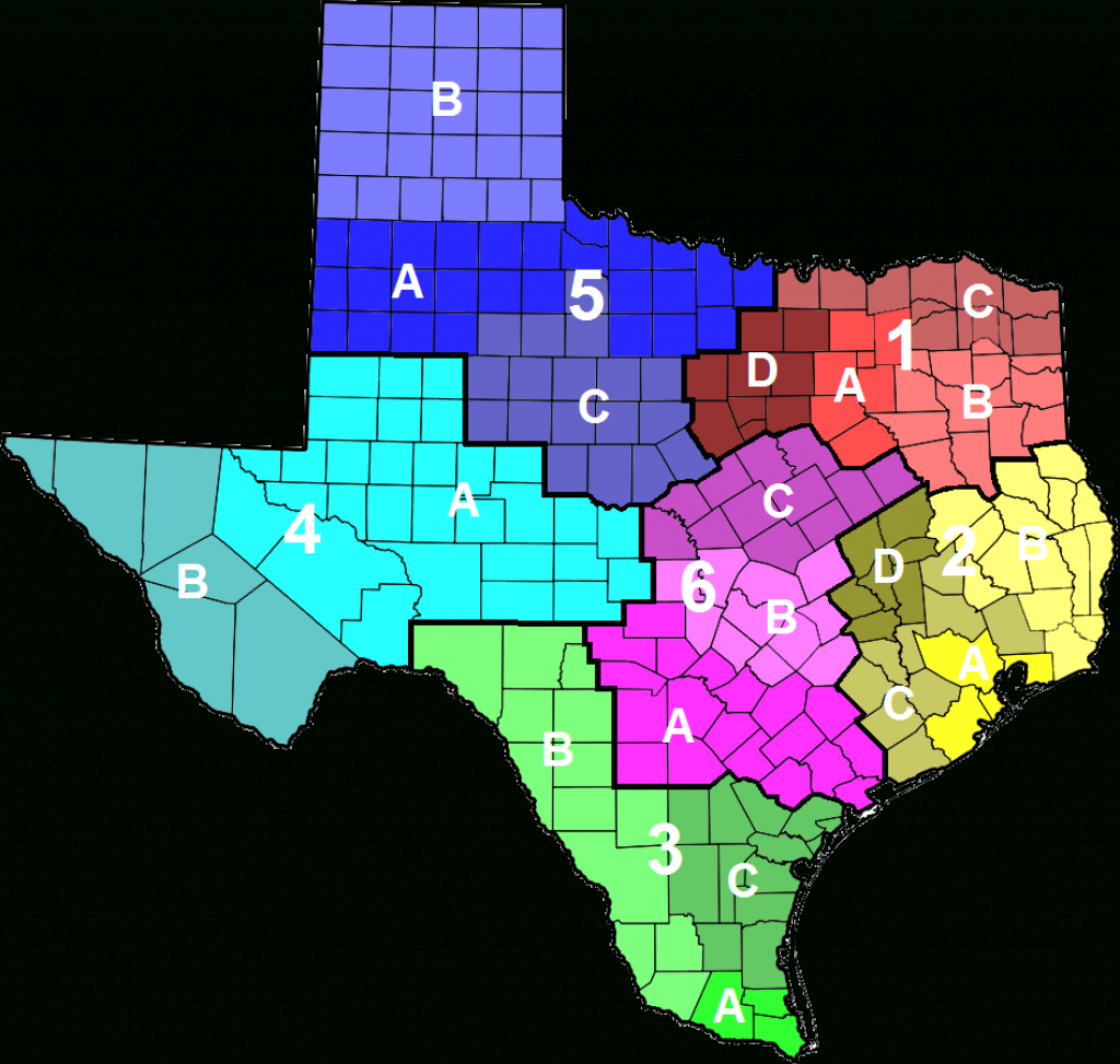 Texas Highway Patrol - Howling Pixel - Texas Dps Region Map