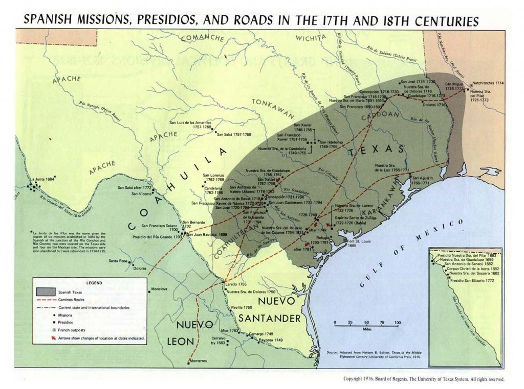 Texas Historical Maps - Perry-Castañeda Map Collection - Ut Library - Roma Texas Map
