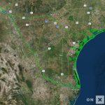Texas Hunt Zone South Texas General Whitetail Deer   Texas Deer Hunting Zones Map
