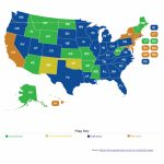 Texas Ltc Reciprocity | Texas Concealed Handgun Association   Texas Reciprocity Map 2017