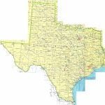 Texas Maps   Perry Castañeda Map Collection   Ut Library Online   Texas Road Map Free