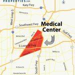 Texas Medical Center Houston Homes & Neighborhood Guide | For Chris   Texas Medical Center Map