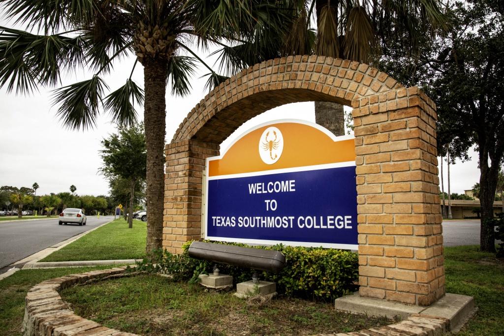 Texas Southmost College - Explore Rgv - Texas Southmost College Map