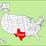 Texas State Maps | Usa | Maps Of Texas (Tx)   Texas Arkansas Map