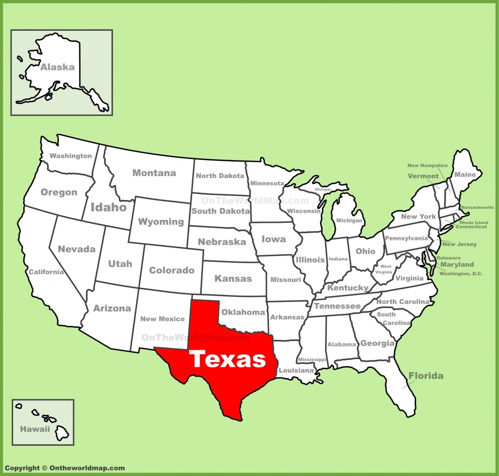 Texas State Maps | Usa | Maps Of Texas (Tx) - Texas Arkansas Map