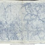 Texas Topographic Maps – Perry-Castañeda Map Collection – Ut Library – Jefferson County Texas Elevation Map