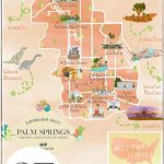 The 37 Best Places To Take Pictures In Palm Springs | Sidewalker   Where Is Palm Desert California Map