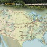The Amtrak National Route Map [2396X1631] : Mapporn   Map Of Amtrak Stations In Texas