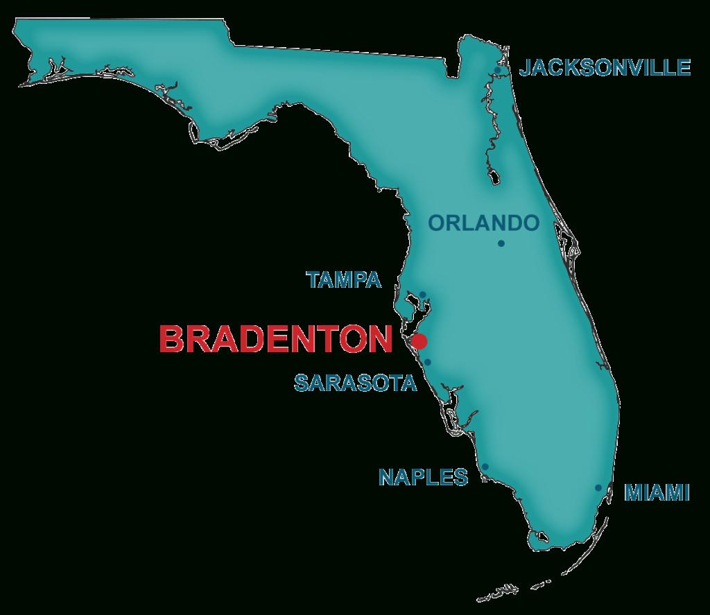 The Bradenton Blues Festival Weekend - Florida Local Businesses - Sarasota Bradenton Florida Map
