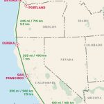 The Classic Pacific Coast Highway Road Trip | Road Trip Usa   Oregon California Coast Map