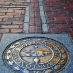 The Freedom Trail | Boston, Ma   Freedom Trail Map Printable