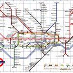 The London Tube Map Archive   Printable London Tube Map Pdf