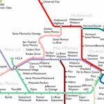 The Most Optimistic Possible La Metro Rail Map Of 2040   Curbed La   California Metro Rail Map