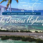 The Overseas Highway: Miami To The Florida Keys | Road Trip Usa   Florida Keys Highway Map