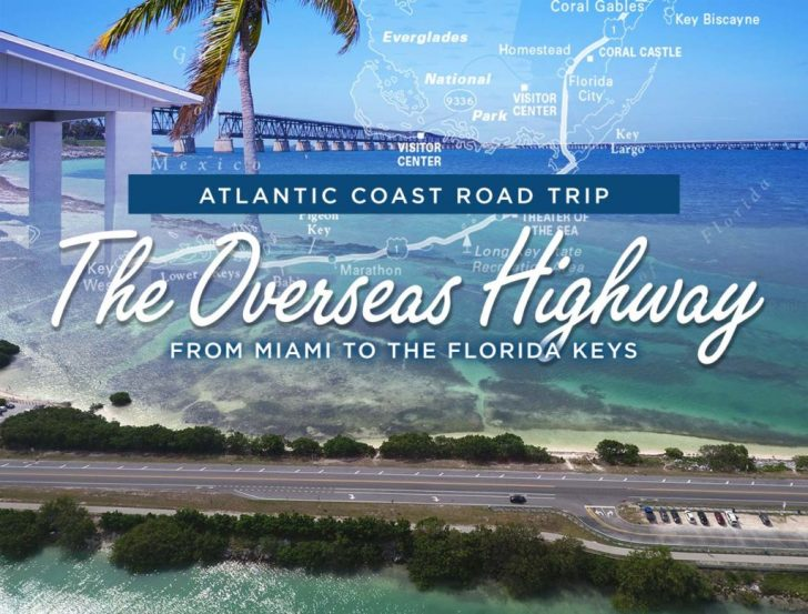 Florida Keys Highway Map