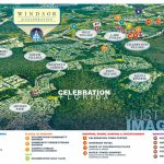 The Perfect Location For Senior Living | Windsor At Celebration   Celebration Florida Map
