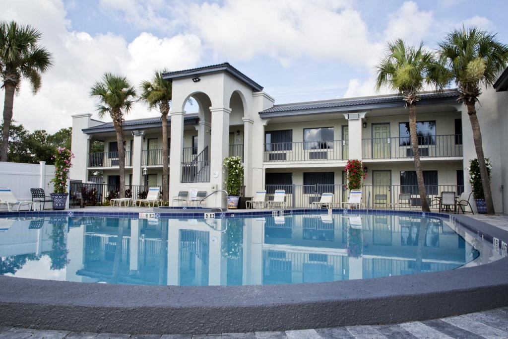 The Ponce St. Augustine Hotel, Fl - Booking - Map Of Hotels In St Augustine Florida