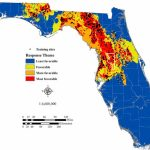 The Science Behind Florida's Sinkhole Epidemic | Science | Smithsonian   Coral Bay Florida Map