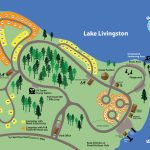 The Trinity River Authority Of Texas (Tra)   Texas State Campgrounds Map