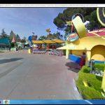 The Universals Studio Of Los Angeles California From Google Map   Google Maps Los Angeles California