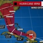 """The Weather Channel On Twitter: """"#irma's Track Has Shifted West   Weather Channel Florida Map"""