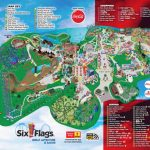 Theme Park Review • Six Flags Great Adventure (Sfgadv) Discussion Thread   Six Flags Fiesta Texas Map 2018