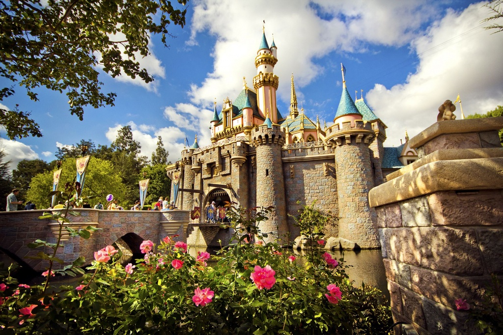 Theme Parks In Los Angeles And Southern California - Southern California Amusement Parks Map