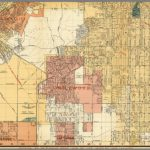 Thomas Bros. Map Of Los Angeles And Vicinity. Venice. Culver City   Thomas Bros Maps California