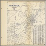 Thomas Bros. Map Of Riverside, California.   David Rumsey Historical   Thomas Bros Maps California